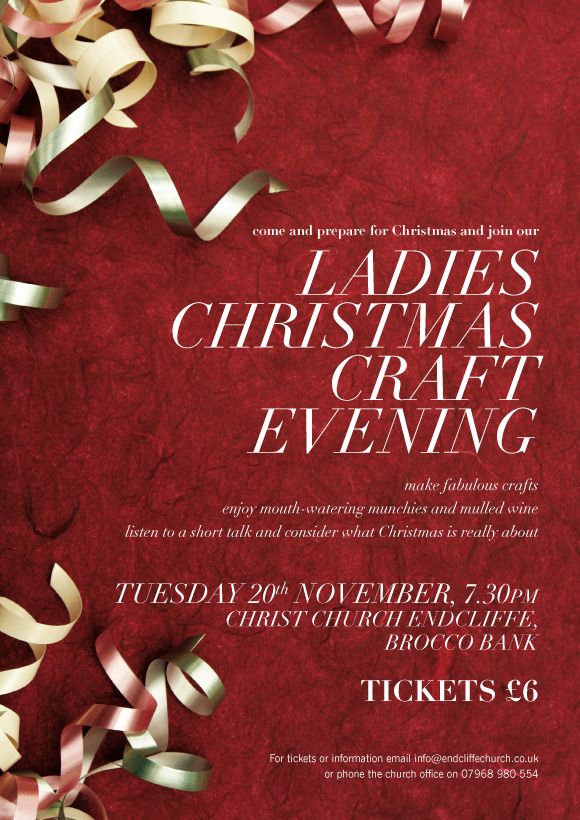 cce-ladies-christmas-craft-evening