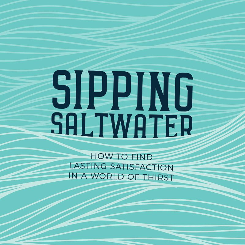 Sipping Saltwater Book Cover